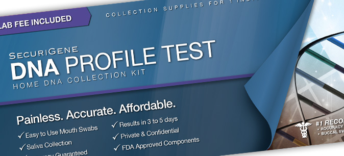identification dna testing kit